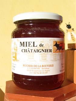 Miel de Châtaignier - Produktbild