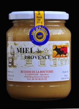 Miel de Provence / Label IGP - Bild vergrößern