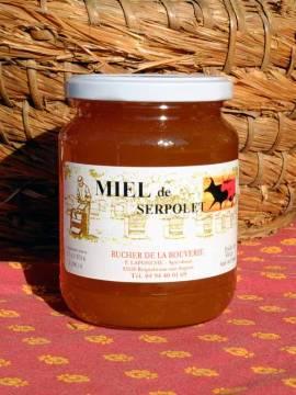 Miel de Serpolet - Bild vergrößern