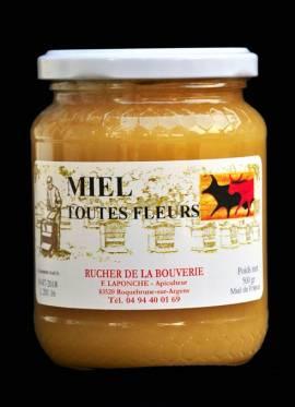 Miel de Toutes Fleurs - Bild vergrößern